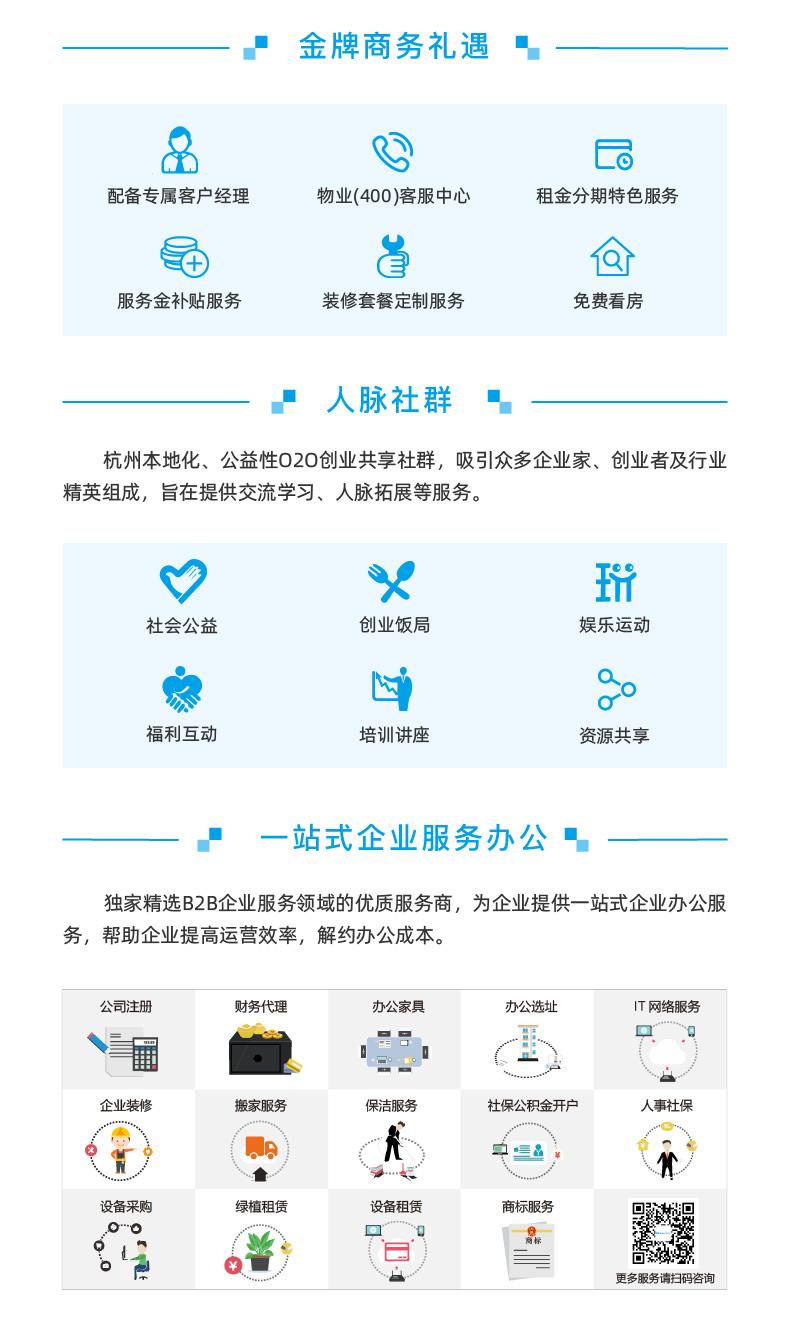 东业三宝写字楼招商政策
